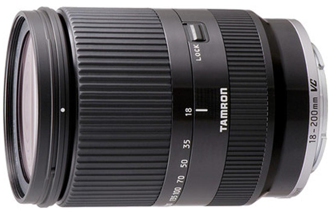 Tamron AF 18 200mm F/3.5 6.3 Di III VC  For Sony NEX  E Mount Only    B011
