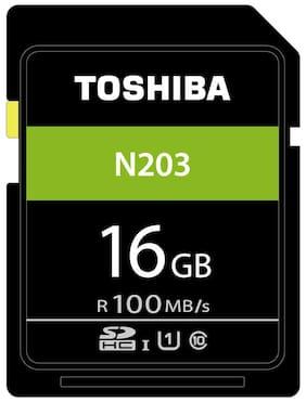 Toshiba N203 16GB 32GB 64GB 128GB SDHC SDXC UHS-I Class 10 100MB/s Memory Card