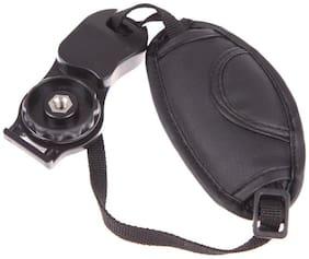 Tripod Screw Leather Hand Grip Strap For All Brands SLR/DSLR Camera Wrist Strap