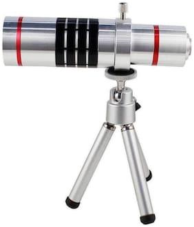 TSV 18X Tripod  Magnifier Optical Lens Comaptible For Samsung/Vivo/Oppo/Motorola/Redmi Devices