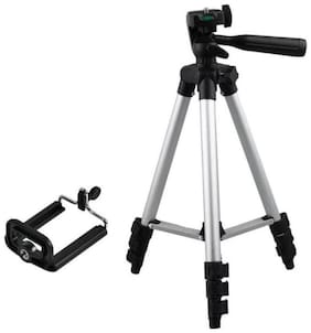 TSV 3110 Mobile Universal Portable Foldable Professional Stand  with All Smartphone & DSLR