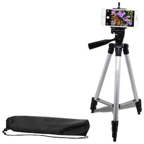 TSV 3110 Tripod Stand for Camera Smartphone YouTube Video Shooting
