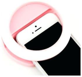 TSV  LED Selfie Ring Light for Camera Smartphone YouTube Video Shooting