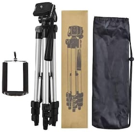 TSV Tripod 3110 for Smartphones/Camera Capturing Pictures Made Eazy and Comfortable for All Smartphones