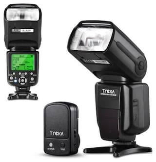 TYCKA Flash Speedlight 1/8000s Wireless Controller Trigger For Nikon DSLR TK206N