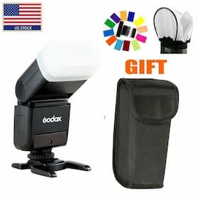 US Godox TT350F TTL HSS 2.4G 1/8000s Flash Speedlite f Fuji Mirrorless Camera