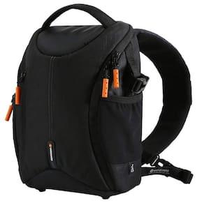 6ff96e13733 Vanguard Camera Bag Oslo 37 Sling Bag (Black)