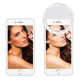 VB Trade New Gadget Professional Selfie Camera Ring Light for Live Stream/Makeup, YouTube, musically, TIK-Tok Videos and selfies