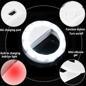 VB Trade Professional Ring Camera Light for Live Stream/Makeup, YouTube TIK-Tok Video