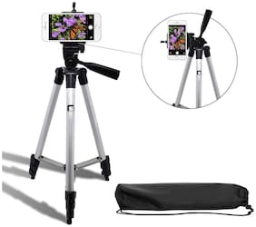 VB Trade Tripod-3110 Portable Adjustable Aluminum Lightweight Camera Stand