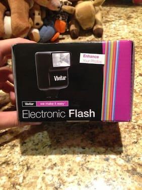 Vivitar Electronic Flash
