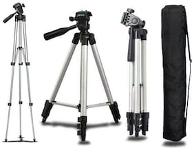 Xclusive Plus High Quality Professional Tripod stand for Camera & Mobile - Portable;Foldable;Light Weight