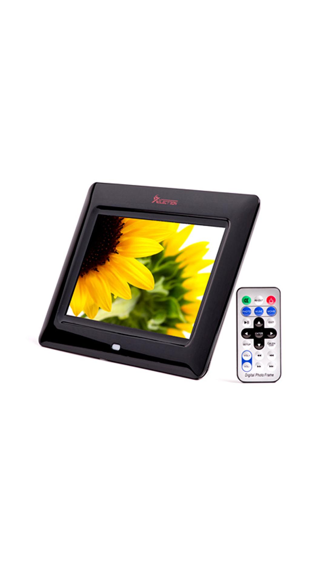XElectron 700PS 7 Inch Digital Photo Frame (Black)