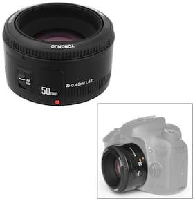 YONGNUO YN EF 50mm F/1.8 1:1.8 Standard Prime Lens Fr Canon EO-S DSLR Nikon Z6B5