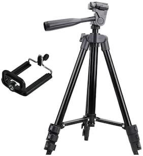 YT_3120_192 Mobile Universal Portable Foldable Professional Stand Compatible with All Smartphone & DSLR, Camera