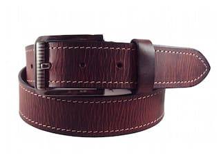 National Leathers Casual Belt For Men's