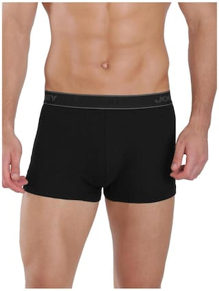 Jockey Black Modern Trunk - Style Number 1015