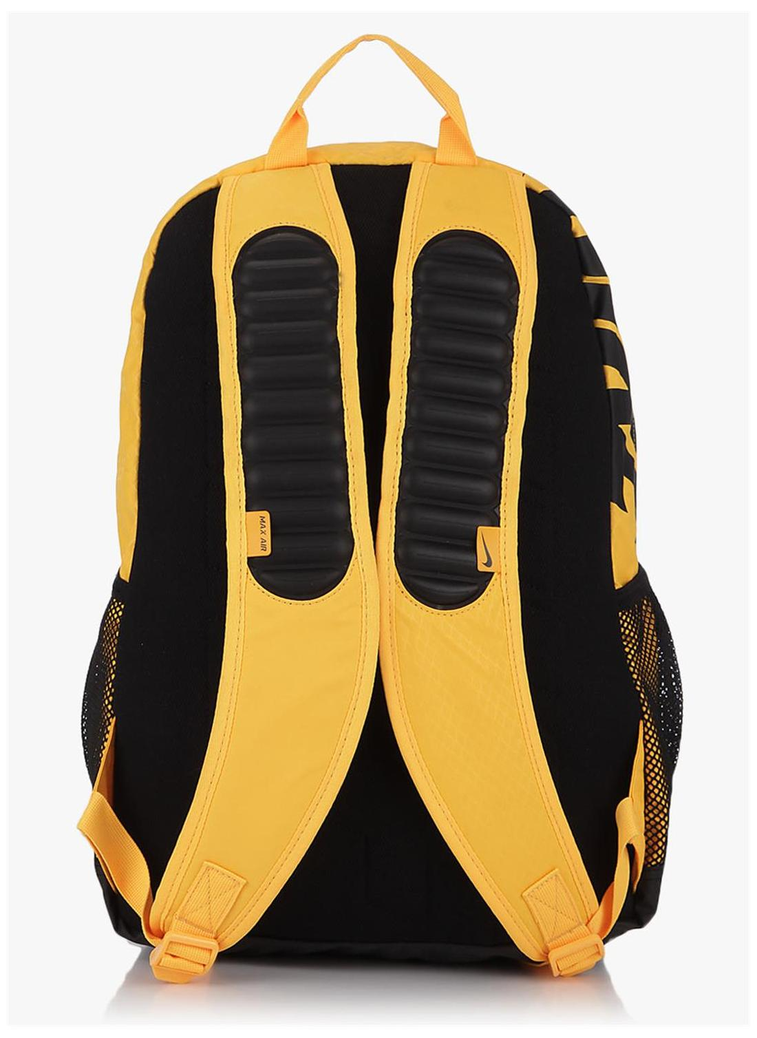 26862ded62cefd Buy Nike Max Air Vapor Medium Yellow Backpack Online at Low Prices in India  - Paytmmall.com