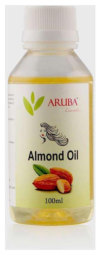 Aruba Essentials Almond oil Undiluted 100ml