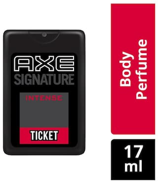 AXE Signature Intense Ticket Perfume, 17 ml