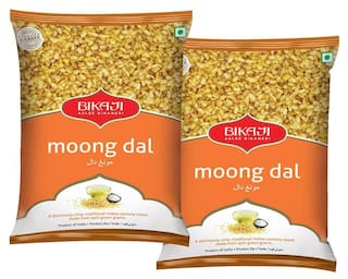 Bikaji Moong Dal(Pack Of 2)
