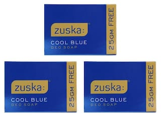 Cool Blue Deo Soap