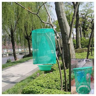 Fly Trap Pest Control Net for Outdoor Places