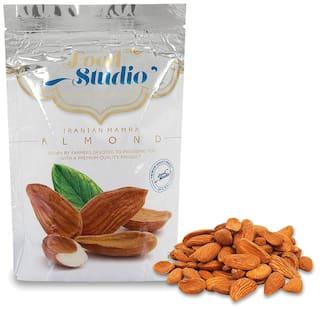 Food Studio Iranian Almonds (Mamra Giri) Pack of 1 (250 g)
