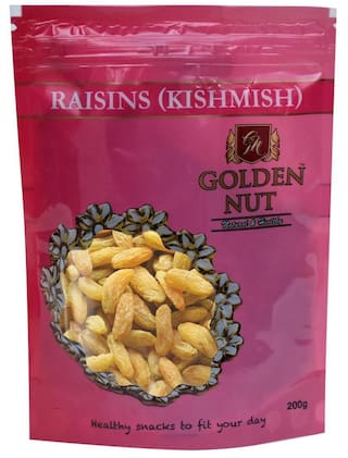 Golden Nut Kishmish 200G