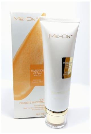 Me-On Exquisite Whitening Foundation Cream
