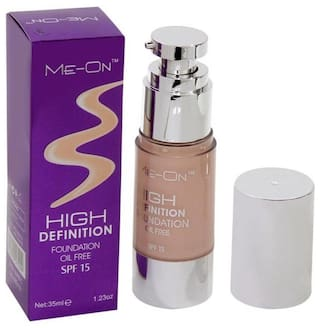 Me-On High Definition Oil free Foundation
