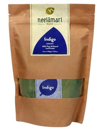 Neelamari Pure Indigo Leaf Powder (200gms)