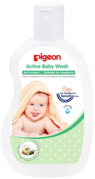 Pigeon Baby Wash 200 ml