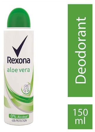 Rexona Women Aloe Vera Deodorant, 150 ml