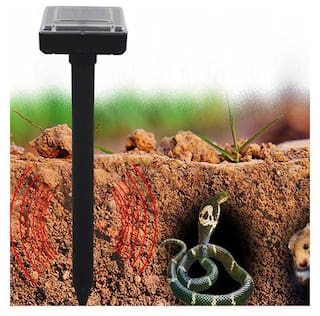 Solar Ultrasonic Electronic High Power Hotel Garden Farm Insect Mouse Repeller
