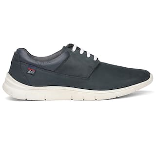 BATA Men ALEX LACEUP Blue Lifestyle Casual Shoes