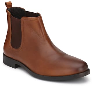Delize Brown Formal Boot