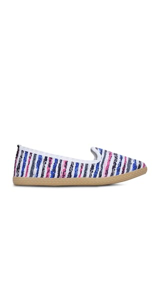 Get Glamr Blue Casual Shoes