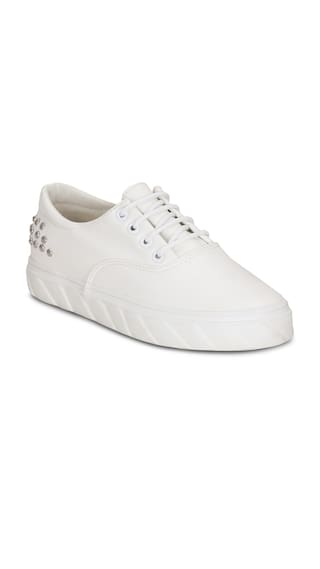 Get Glamr White Sneakers & Sports Shoes
