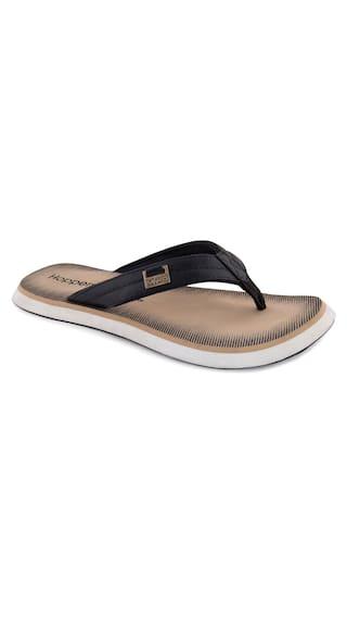 d73a53c360d96e Buy Hoppers Go Flip Flops Men s Beige Polo Slipper Online at Low ...