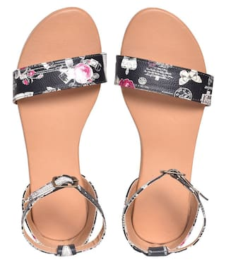 JASTA Comfortable And Fashionable Casual Flats Sandal For Women And Girls