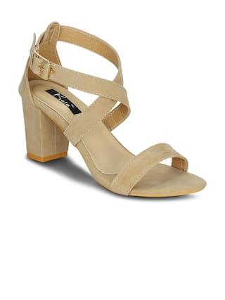 Kielz-Beige-Block-Heel-Sandals
