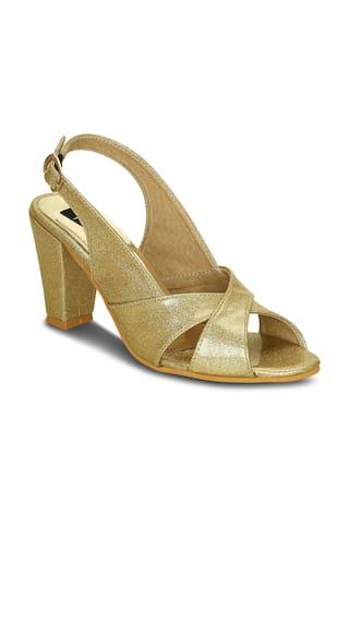 Kielz-Gold-Women's-Sandals