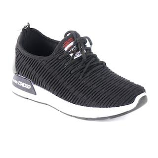 Enso Men's Black Casual Shoes