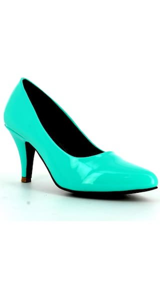 daf21878b34 Buy Nell Green Heels Online at Low Prices in India - Paytmmall.com