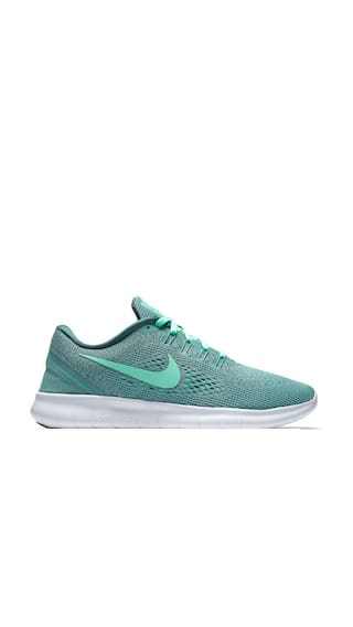 d6cf87007 Buy Nike Women's Free RN Green Running Shoes Online at Low Prices in ...