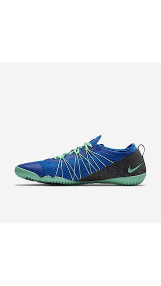 new product 5ea68 83bac Nike Women s Free 1.0 Cross Bionic 2 Blue Running Shoes
