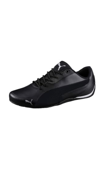Buy Puma Men s Drift Cat 5 Core Black Sneakers Online at Low Prices ... 140693586