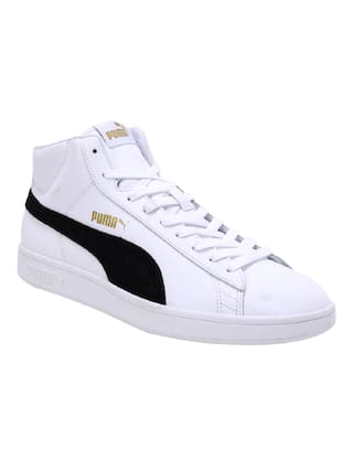 PUMA Smash v2 Mid L Unisex Sneakers