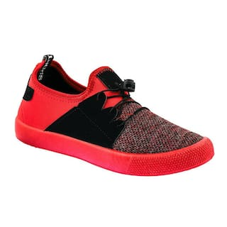Swiggy Men Red-785 Casual Sneakers shoes